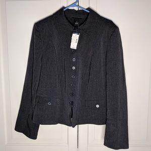Lane Bryant NWT Plus Size Gray Jacket